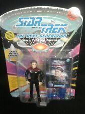 Playmates Star Trek  The Next Generation Cadet Wesley Crusher  New