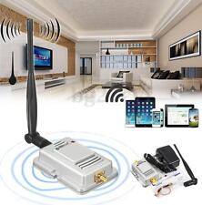 2W 2.4Ghz Wifi Wireless Broadband Amplifier Router Power Range Signal Booster