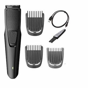 Philips Norelco Beard and Hair Trimmer with 3 Attachments Cordless Hair Clipper
