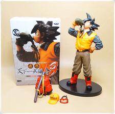 "BP  Dragon Ball Z  Scultures BIG Saiyan goku Statue pvc figure 7"" new"
