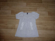Gestreifte H&M Damenblusen, - tops & -shirts für die Freizeit
