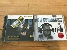 DJ Tomekk Beat of Life Vol. 1 und Return of HipHop Alben