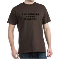 CafePress Curmudgeon Dark T Shirt 100% Cotton T-Shirt (94739518)