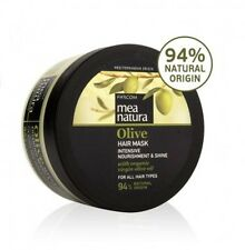 Farcom Mea Natura Olive Hair Mask with Virgin Olive Oil 250ml. (Greek Product)