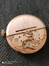 Vintage Omega 1022 automatic watch movement, no dial . Working