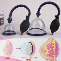 Female Pussy Breast Pump Enhancement Pumping Enlargement Sucker Cups 2019