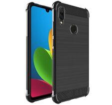 TuMundoSmartphone TMS25583 Funda Silicona para Xiaomi Redmi Note 7 - Negra