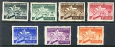 Albania 1946 Balkan Games set complete unmounted mint (2017/05/25#05)