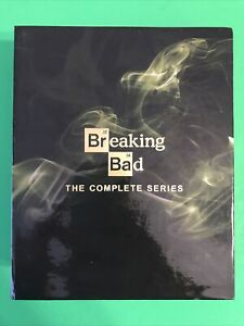Breaking Bad, The Complete Series, Bluray Box Set! Near Perfect Condition! Nice!