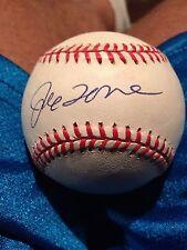 Joe Torre Signed Autographed RON Baseball NY Yankees Manager HOF 2014 JSA COA