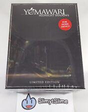 Yomawari: Midnight Shadows - Limited Edition (Sony PlayStation 4 PS4, 2017) NEW!