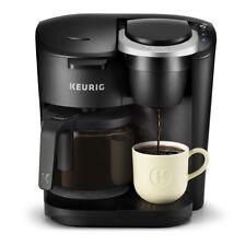 Keurig K-Duo Essentials Single Serve & Programable Carafe Auto Brew - Black