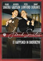 It Happened In Brooklyn - Frank Sinatra Kathryn Grayson Jimmy Durante - DVD B&W