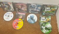 Premier Manager 98 99 LMA Manager 2002 Sven 4 Games Bundle - PS1 PlayStation 1