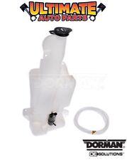 Windshield Washer Fluid Reservoir Bottle Jug w/Pump for 99-06 Chevy Silverado