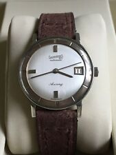 Vintage EBERHARD & Co Acering Automatic Men's Watch Rare  Collectible