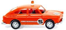 Wiking 00781130 VW 1600 TL ONS orange Rennstrecken Sicherung neu 1:87