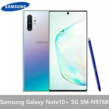 Samsung Galaxy Note 10+ Plus 5G Smart Phone SM-N976 256GB 512GB Factory Unlocked