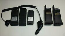 Vintage TWO Ericsson Cell Phones Model TKVEE
