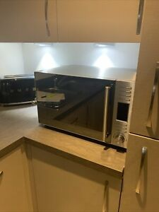 KENWOOD K30CSS14 Combination Microwave-Stainless Steel-GREAT CONDIT RARELY USED