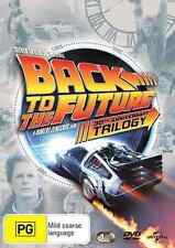 BACK TO THE FUTURE Trilogy 1 2 3 : 30th Anniversary : NEW DVD