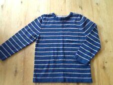 Tu Boys Soft Fine Knit Jumper Long Sleeves Size 6 Years