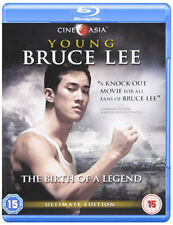 YOUNG BRUCE LEE - BLU-RAY - REGION B UK