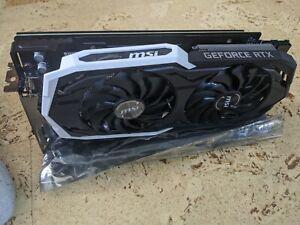 MSI GeForce RTX 2070 DirectX 12 RTX 2070 ARMOR 8G OC 8GB 256-Bit GDDR6 Express