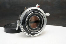 - Schneider Repro - Claron 210mm f9 Lens, Compur Shutter, 4x5, 5x7 (av)