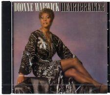 Dionne Warwick - Heartbreaker (2007 CD, 1983 album) BRAND NEW AND SEALED