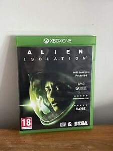 Alien Isolation | Xbox One | Great Condition | FREE P&P