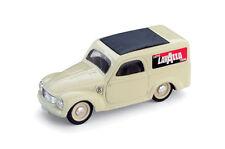 Fiat 500c Furgone Lavazza 1950 Brumm 1 43 R345 Miniature