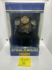 STAR WARS RETURN OF THE JEDI GAMORREAN GUARD WITH 2 AXES 12 INCH FIGURE (Lot B)