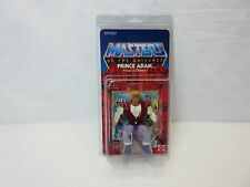 MOTU,Commemorative PRINCE ADAM,MOC,MINT,He Man,Masters of the Universe,Unpunched