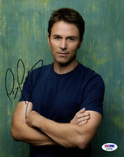 Tim Daly SIGNED 8x10 Photo Wings Pete Private Practice PSA/DNA AUTOGRAPHED