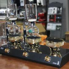 3 Head Halogen Beam Heater Burner Infrared Heat For Hario Syphon Coffee Maker