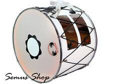 Orientalische Profi 53 cm. DAVUL Dhol Schlagzeug mit LED 100% Handmade  (18)
