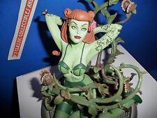 Poison Ivy DC Bombshells Statue Limited Edition #4865 Of 5200 NEW! Batman