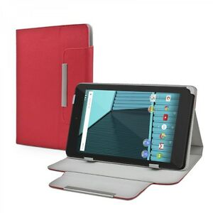 Tablet Cover für TrekStor SurfTab xintron i 7.0 Schutz Hülle 7 Zoll Case rot