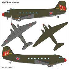 Arsenal-M HO scale DOUGLAS C-47 Soviet air force (Lend-Lease) kit