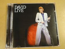 2-CD / DAVID BOWIE -  LIVE