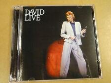 2-CD / DAVID BOWIE -  LIVE