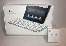 Apple Ipad Keyboard Dock With USB-C Cable - New