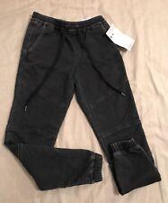 New ladies GAP CARWASH Denim Lounge Pants Size X SMALL SOFT & COMFY