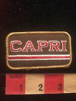 Advertising Patch CAPRI 81E5