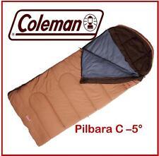 COLEMAN PILBARA C-5 DEGREE SLEEPING BAG -  r.r.p. $ 169.95 with removable liner