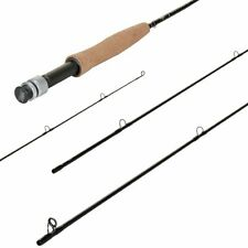 Collapsible 4 Piece FENWICK AETOS FLY Fishing Rod 9' 6 Weight Fast Action