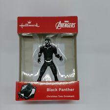 Black Panther Christmas Ornament Marvel Hallmark Avengers New E1