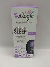 Baby Oilogic Essential Oil Care Slumber & Sleep 6+ Months 0.3 fl oz.