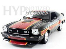 1:18 Greenlight  - 1978 FORD MUSTANG COBRA II GT  BLACK